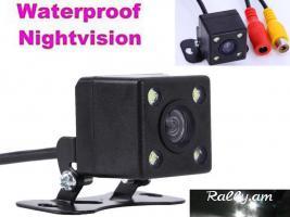 Avtoyi hetevi (zadni) parking camera HD տեսախցիկ բարձր որակի FULL komplekt (Նոր)