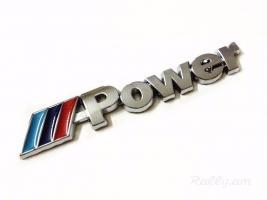 BMW M Power Emblem (metaxakan)