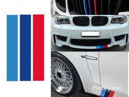 BMW M sport nakleyka ablicovkayi
