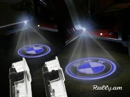 1 Zuyg BMW Drneri Lazer Logo (2Pcs) (Նոր)