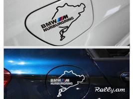 BMW M Nurburgring Nakleyka (BMW Qartez)