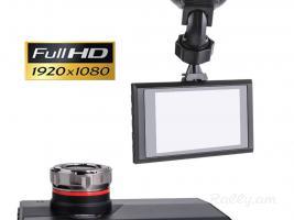 """Վիդեոռեգիստրատոր 3"""" դույմ FULL HD 1080P, Night Vision LCD (ՆՈՐ)"""