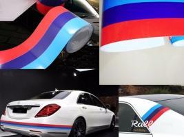 BMW M Drosh 2M X 15CM (Nakleyka)