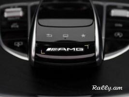 Mercedes-Benz AMG nakleyka Ավտո Սթայլ