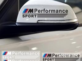 Bmw M performance sport koxayin hayelineri tip