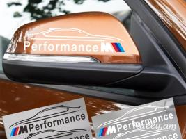 BMW m performance hayelineri tper