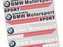 Bmw Motorsport koxayin hayelineri tip 2 hat