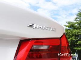 Mercedes benz 4 matic emblem
