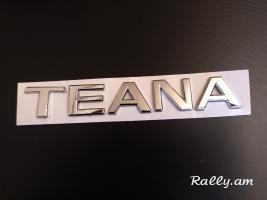 Nissan teana bernaxciki emblem