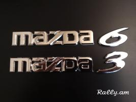 Mazda bernaxciki emblem
