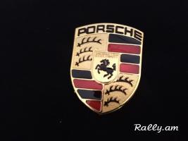 Porsche emblem bagjniki, kapoti