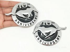 Ford mustang emblem 2 hat