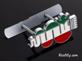Alfa romeo emblem ablicovki