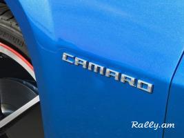 Chevrolet camaro emblem