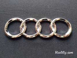 Audi emblem ablicovki ev bagajniki hamar