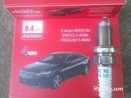 Made in japan original 100% denso iridium svecha 9807B5615W SKJ20DRM11 HONDA