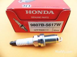 Made in japan original 100% ngk laser iridium svecha 9807B-5617W IZFR6K11 HONDA