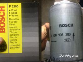 Benzini filtr original Bosch firmayi