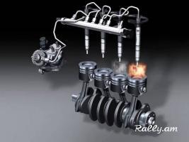 Դիզելային շարժիչներով մեքենաների նորոգում