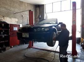 GM service Ընթացագործ Ходовик
